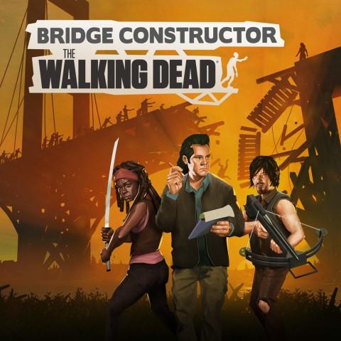 Bridge Constructor: The Walking Dead Art