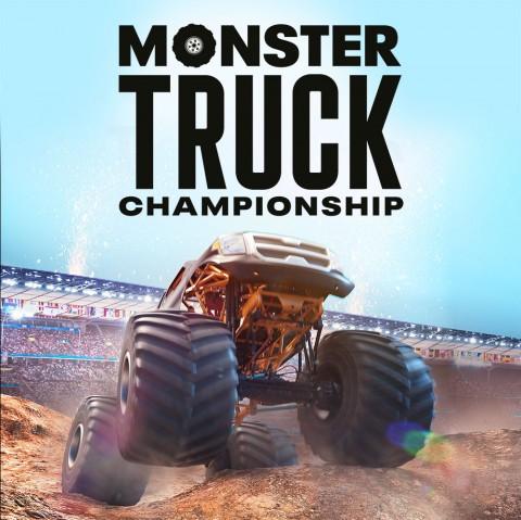 Monster Truck Championship Art