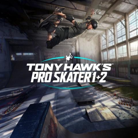Tony Hawk's Pro Skater 1 + 2 Art