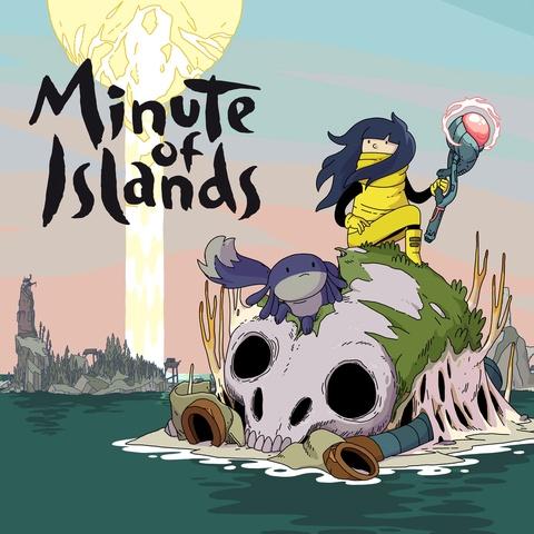 Minute of Islands Art