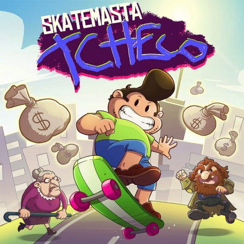 Skatemasta Tcheco Art