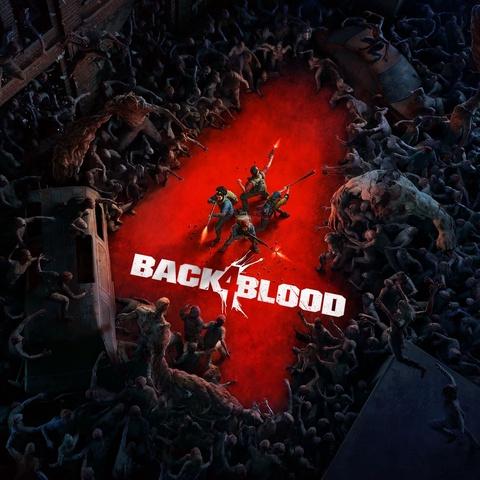 Back 4 Blood Art