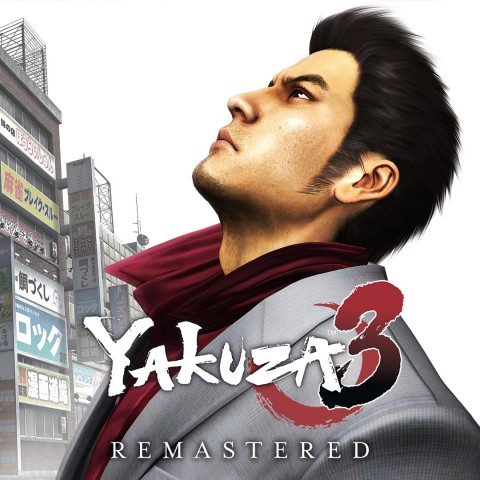 Yakuza 3 Remastered Art