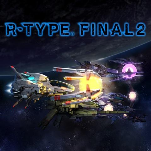 R-Type Final 2 Art