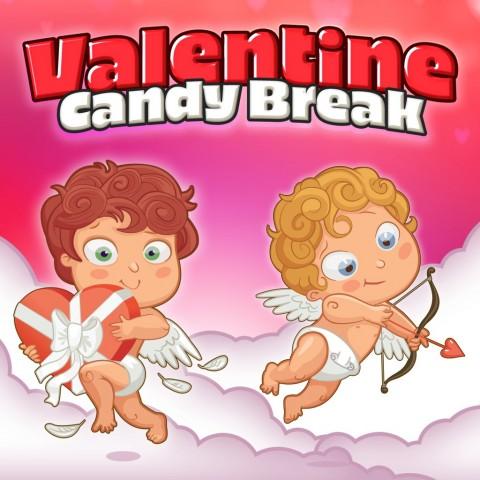 Valentine Candy Break Art