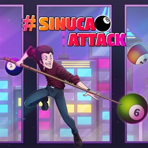#SinucaAttack Art