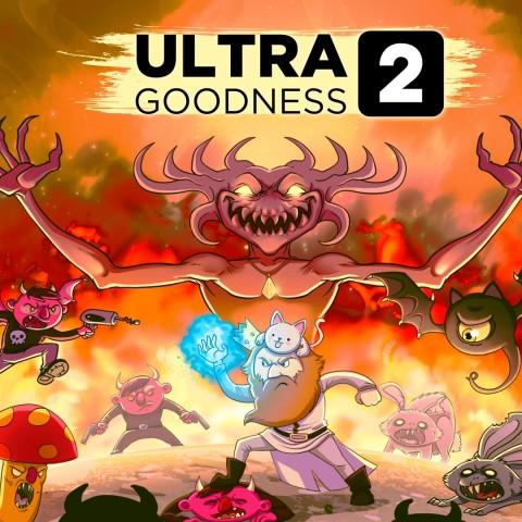 UltraGoodness 2 Art