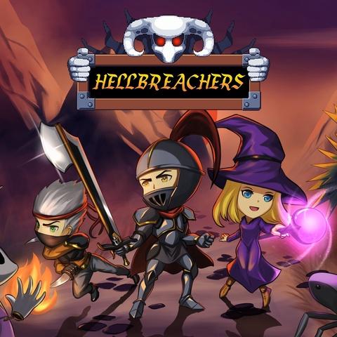 Hellbreachers Art
