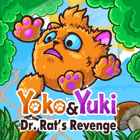 Yoko & Yuki: Dr. Rat's Revenge Art