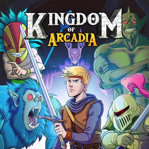 Kingdom of Arcadia Art