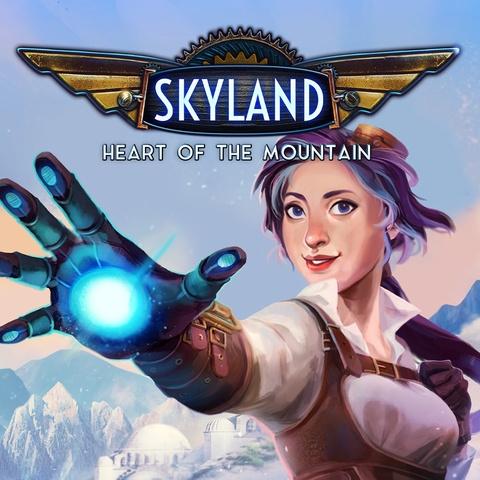 Skyland: Heart of the Mountain Art