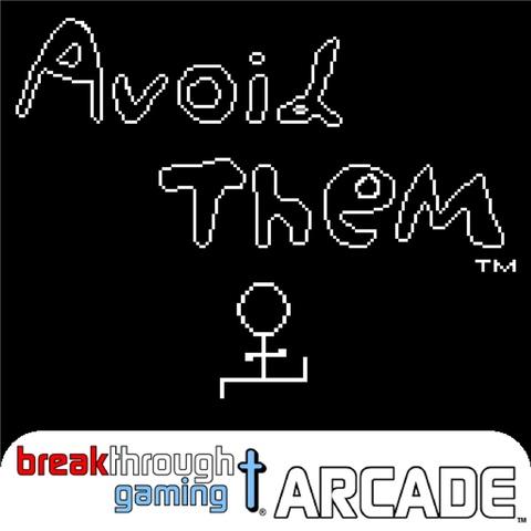 Avoid Them - Breakthrough Gaming Arcade Art
