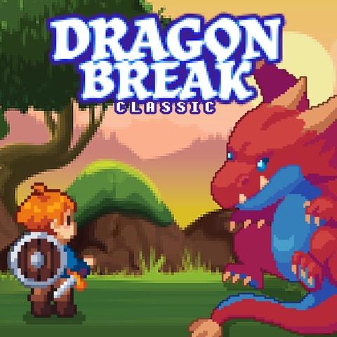 Dragon Break Classic Art