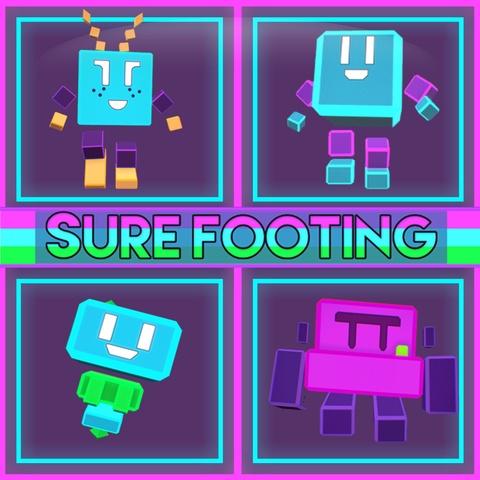 Sure Footing Art