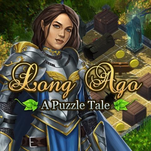 Long Ago: A Puzzle Tale Art