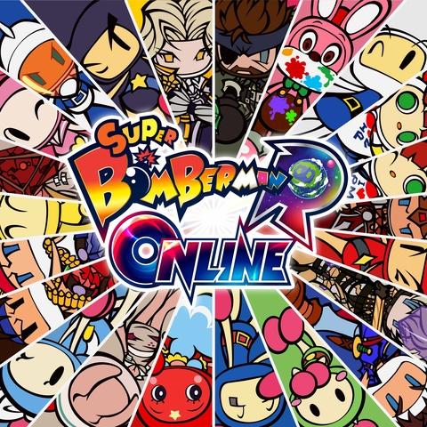 Super Bomberman R Online Art
