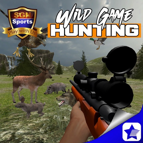 SGN Sports Wild Game Hunting Art