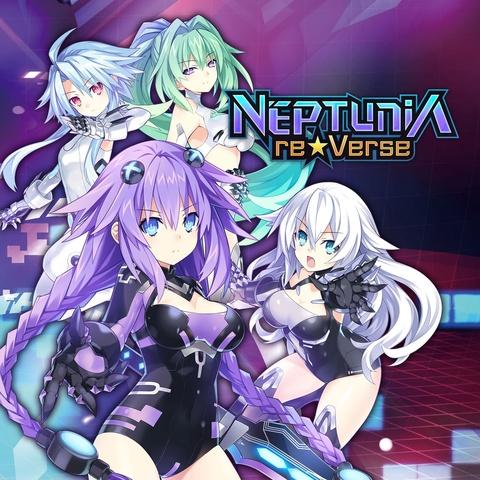 Neptunia ReVerse Art