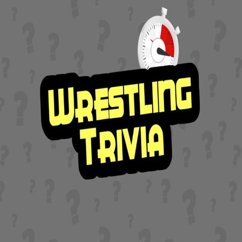 Wrestling Trivia Art
