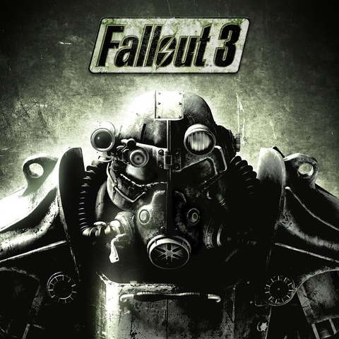 Fallout 3: Game of the Year Edition Art