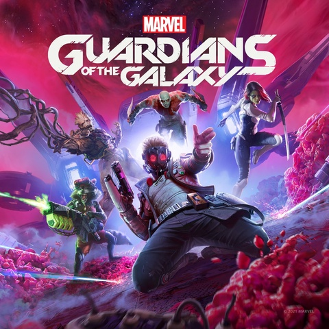 Marvel's Guardians of the Galaxy Art