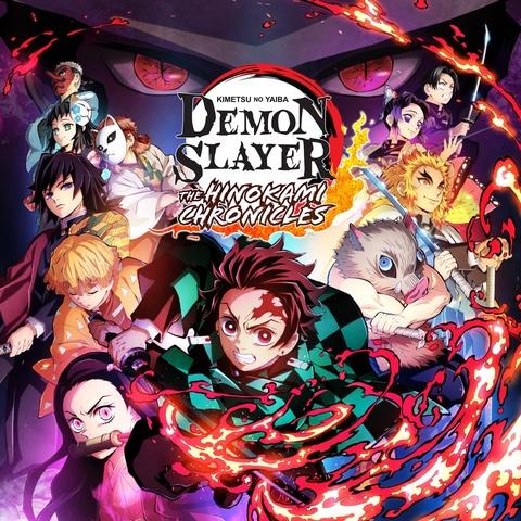 Demon Slayer -Kimetsu no Yaiba- The Hinokami Chronicles Art