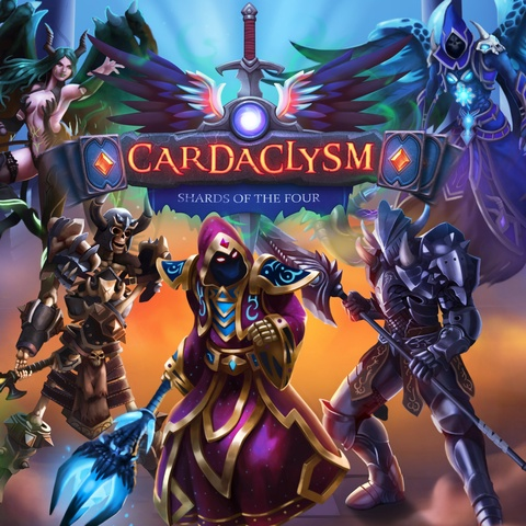Cardaclysm: Shards of the Four Art