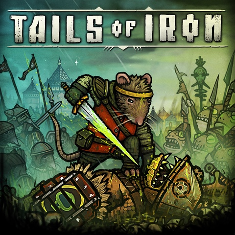Tails Of Iron Art