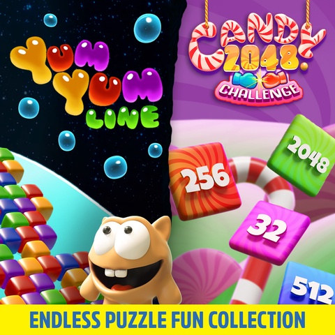 Endless Puzzle Fun Collection Art