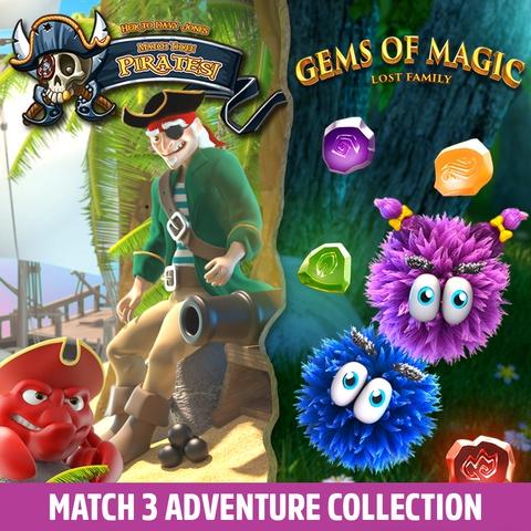 Match 3 Adventure Collection Art