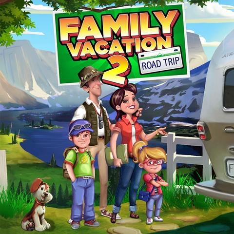 Family Vacation 2: Road Trip Art