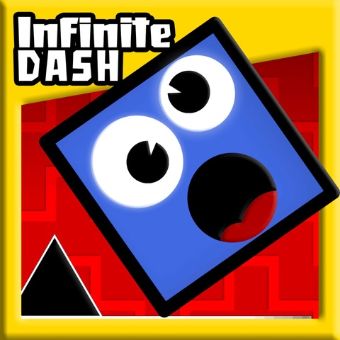 Infinite Dash Art