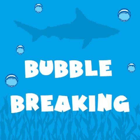Bubble Breaking Art