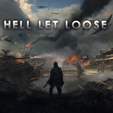 Hell Let Loose Beta Art