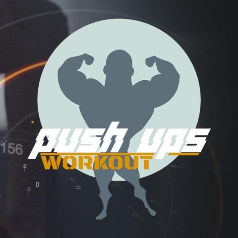 Push-Ups Workout Art