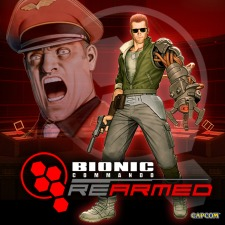 Bionic Commando Rearmed Art