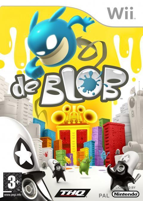 de Blob Art