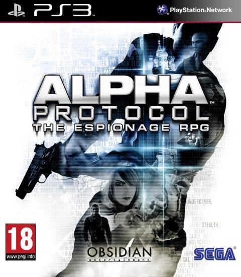Alpha Protocol Art