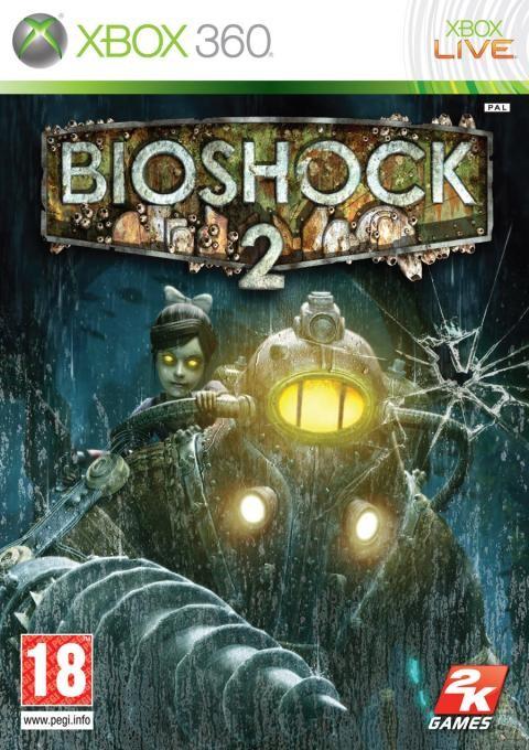 BioShock 2 Art