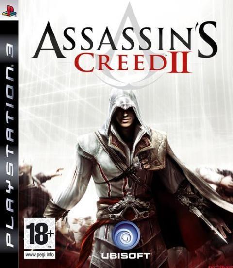 Assassin's Creed II Art
