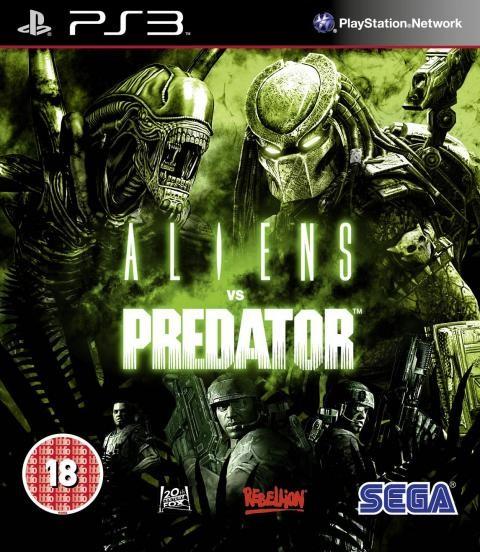 Aliens vs. Predator Art