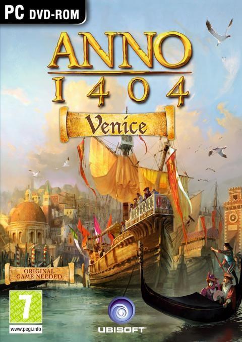 Anno 1404: Venice Art