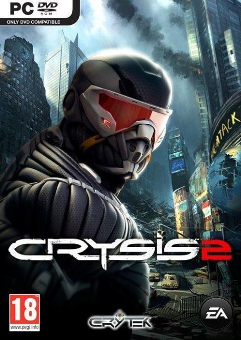 Crysis 2 Art