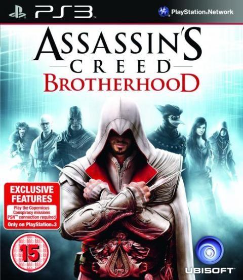Assassin's Creed: Brotherhood Art