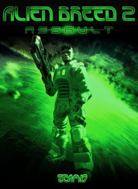 Alien Breed 2: Assault Art
