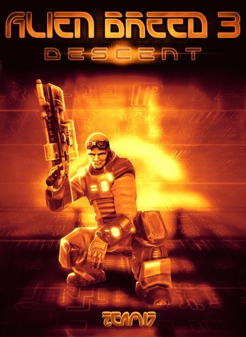 Alien Breed 3: Descent Art