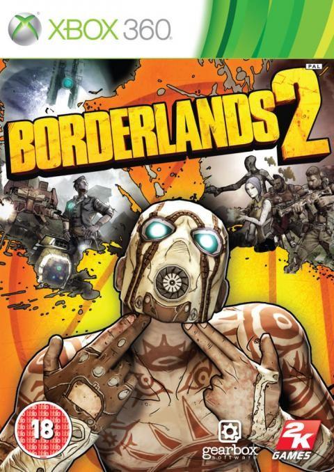 Borderlands 2 Art