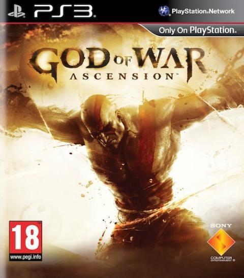 God of War: Ascension Art