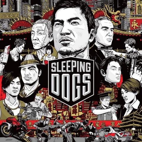 Sleeping Dogs Art