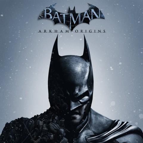 Batman: Arkham Origins Art